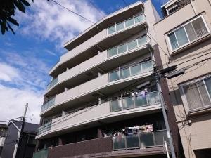 リッシュレジデンス川崎の外観