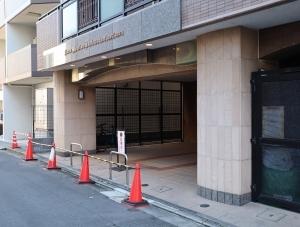 ライオンズマンション浅草雷門・長島共同ビルの外観