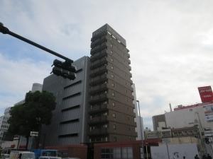グリフィン横浜・関内駅前の外観