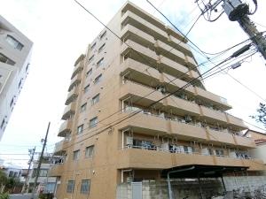 ライオンズマンション東長崎第2の外観
