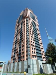ネクサス百道レジデンシャルタワーの外観