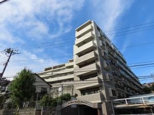 ダイアパレス横浜南ヒルサイドの外観