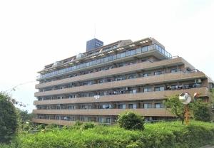 ライオンズマンション松戸柿ノ木台の外観