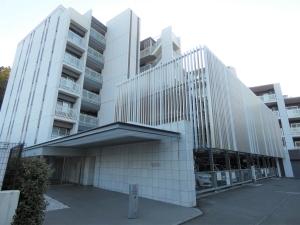 リストレジデンス横濱洋光台の外観