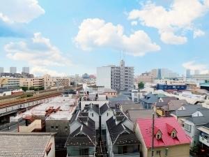 クレストフォルム東京リバーコーストの外観