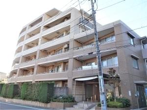 レクセルマンション武蔵浦和の外観