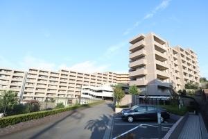 ゼファー横濱サウサリート神之木公園の外観