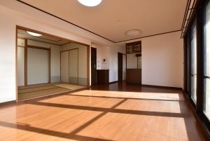 ライオンズガーデン東岡崎弐番館の外観
