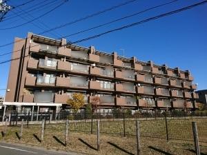 ベルハイム戸田の外観