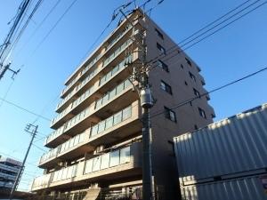 グランイーグル横濱鶴見3の外観