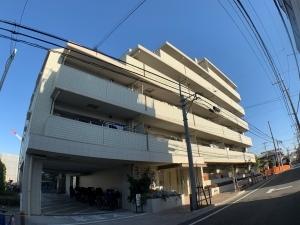 サンクレイドル東武練馬弐番館の外観