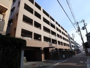 エーベル塚口弐番館の外観