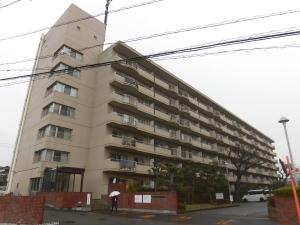 花見川ロイヤルマンションの外観
