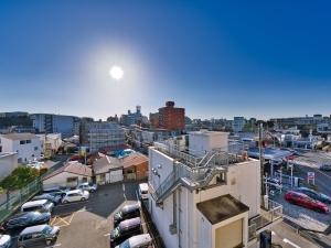 グローベル ザ・オペラ 横浜ウエストの外観