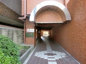 ライオンズマンション神戸西橘通の外観