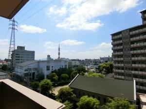 セントポリア北大阪ヴィゾン弐番館の外観