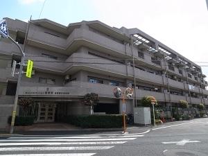 キャッスルマンション西東京西武柳沢壱番館の外観