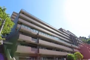 ルネ横浜蒔田の外観
