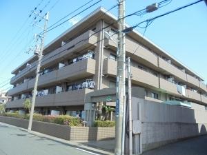ローズガーデン新浦安弐番館の外観