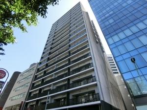 ザ・パークハウス渋谷美竹の外観