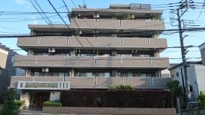 ライオンズマンション武蔵小金井中町の外観