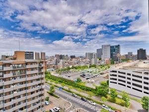 クレッセント川崎タワーの外観