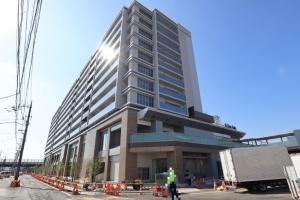 ライオンズ横濱瀬谷ステーションスクエアの外観