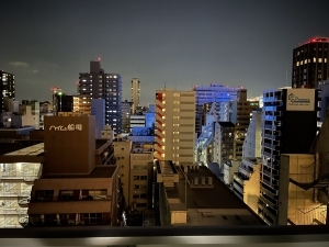 ブランズ大阪本町の外観
