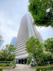 パークシティ武蔵小杉ミッドスカイタワーの外観