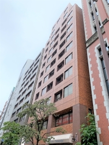 三田慶応ビジデンスの外観