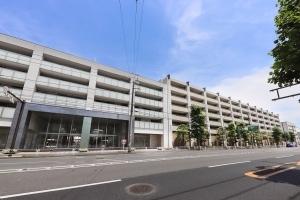 ライオンズマンション横濱元町キャナリシアの外観