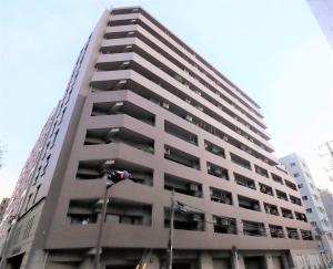 クレストフォルム横浜関内の外観