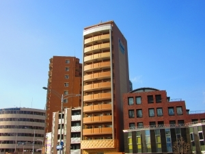 プレサンス覚王山D-Style2の外観
