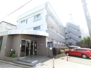 ステージ仙台坂B棟の外観