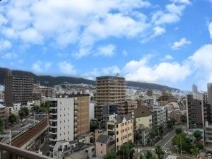 ワコーレ 神戸灘タワーの外観