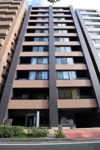 レジデンシア新横浜の外観