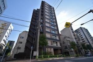 クレヴィア東京八丁堀 Chuo Minatoの外観