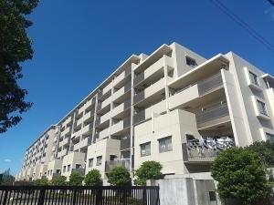 コスモ・ザ・ガーデン二子多摩川の外観