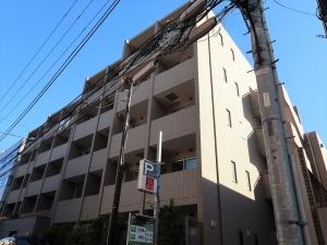 コンシェリア東京 THE RESIDENCEの外観