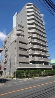 ニューイーストタワー船橋本町の外観