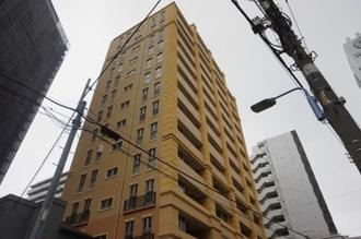 グランシティ上野の外観