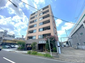 クイーンシティ東綾瀬公園の外観