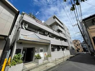 ホーユウコンフォルト板橋本町の外観
