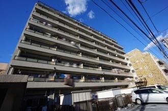 オリエンタル新宿コーポラスの外観