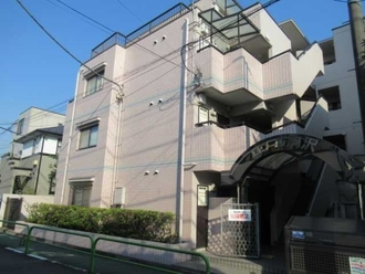 ロワール駒沢の外観