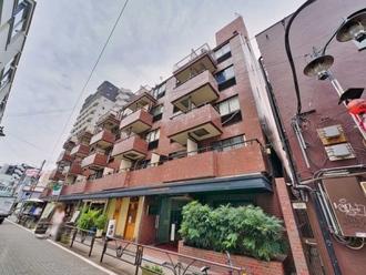 大京観光ライオンズマンション道玄坂の外観