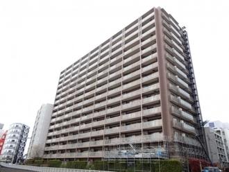 クリオ町田駅前の外観