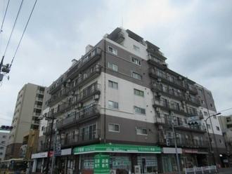 東海町田マンションの外観