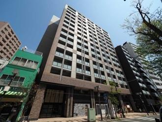 パークホームズ横濱関内の外観