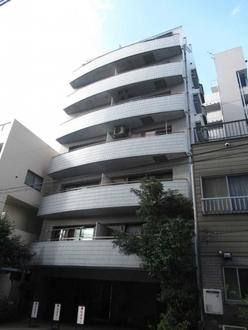 PAN横浜の外観
